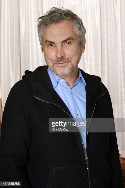 Director Alfonso Cuaron is photographed for Los Angeles Times on January 25 2014 in Century City California PUBLISHED IMAGE CREDIT MUST BE Kirk...