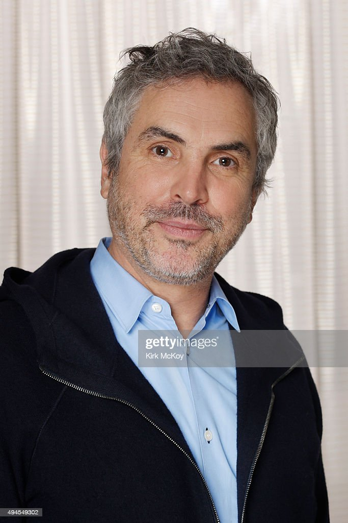 Director Alfonso Cuaron is photographed for Los Angeles Times on January 25, 2014 in Century City, California. PUBLISHED IMAGE.