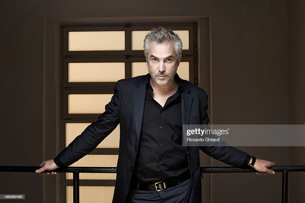 Director Alfonso Cuaron is photographed for Self Assignment on September 10, 2015 in Venice, Italy.