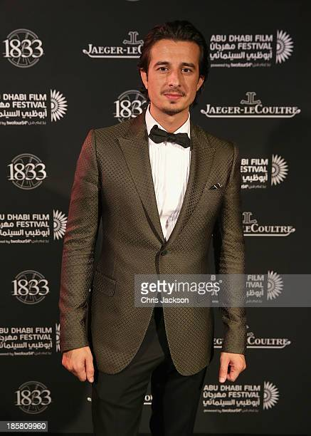 Director Ali Mustafa attends the JaegerLeCoultre Opening Party at the Abu Dhabi Film Festival on Day 1 of the Abu Dhabi Film Festival 2013 on October...