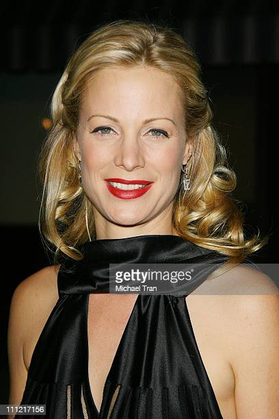 Director Alison Eastwood arrives at the Los Angeles Premiere of Rails and Ties held at The Steven J Ross Theatre on the Warner Bros Studio lot on...