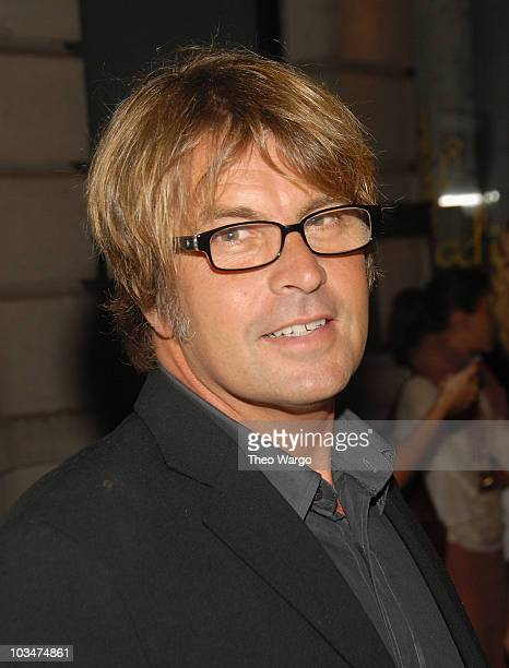 Director Allan White attends the 'Broken' New York City Premiere afterparty at D'or at Amalia in New York City on October 2 2007