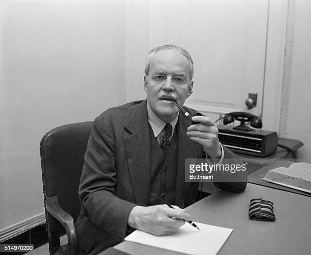 CIA Director Allen W Dulles