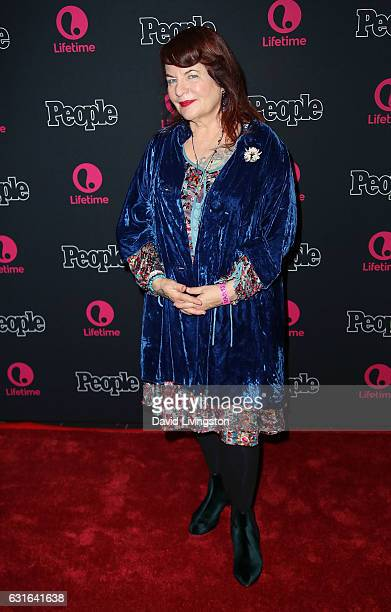 Director Allison Anders attends the premiere screening of Lifetime Television's 'Beaches' at Regal LA Live Stadium 14 on January 13 2017 in Los...