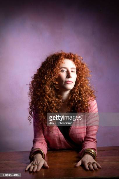 Director Alma Har'el from 'Honey Boy' is photographed for Los Angeles Times on September 9 2019 at the Toronto International Film Festival in Toronto...