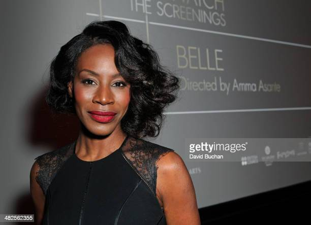 Director Amma Asante attends BAFTA LA Brits To Watch The Screenings at Soho House on April 3 2014 in West Hollywood California