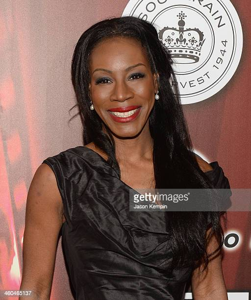 Director Amma Asante attends the 25th Annual Palm Springs International Film Festival opening night screening of 'Belle' at Palm Springs High School...