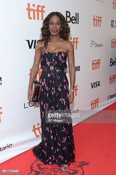 Director Amma Asante attends the 'A United Kingdom' premiere during the 2016 Toronto International Film Festival at Roy Thomson Hall on September 9...