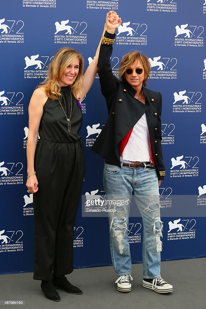 'Janis' Photocall - 72nd Venice Film Festival