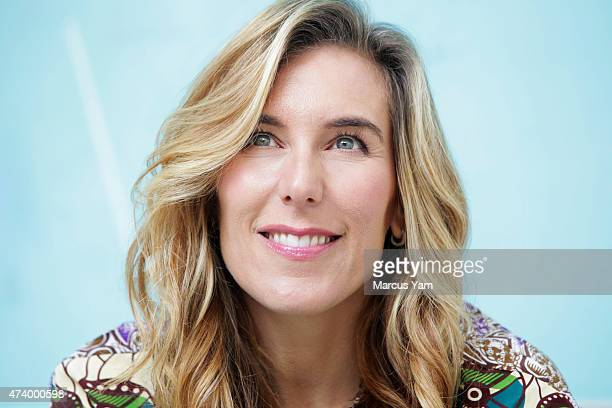Director Amy Berg is photographed for Los Angeles Times on April 22 2015 in Los Angeles California PUBLISHED IMAGE CREDIT MUST READ Marcus Yam/Los...