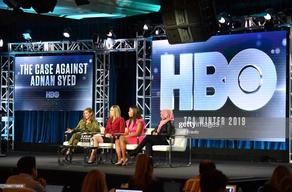 HBO Winter TCA 2019 : News Photo