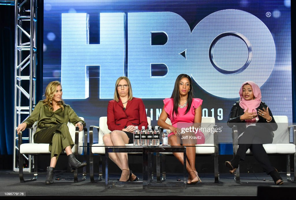 HBO Winter TCA 2019 : News Photo