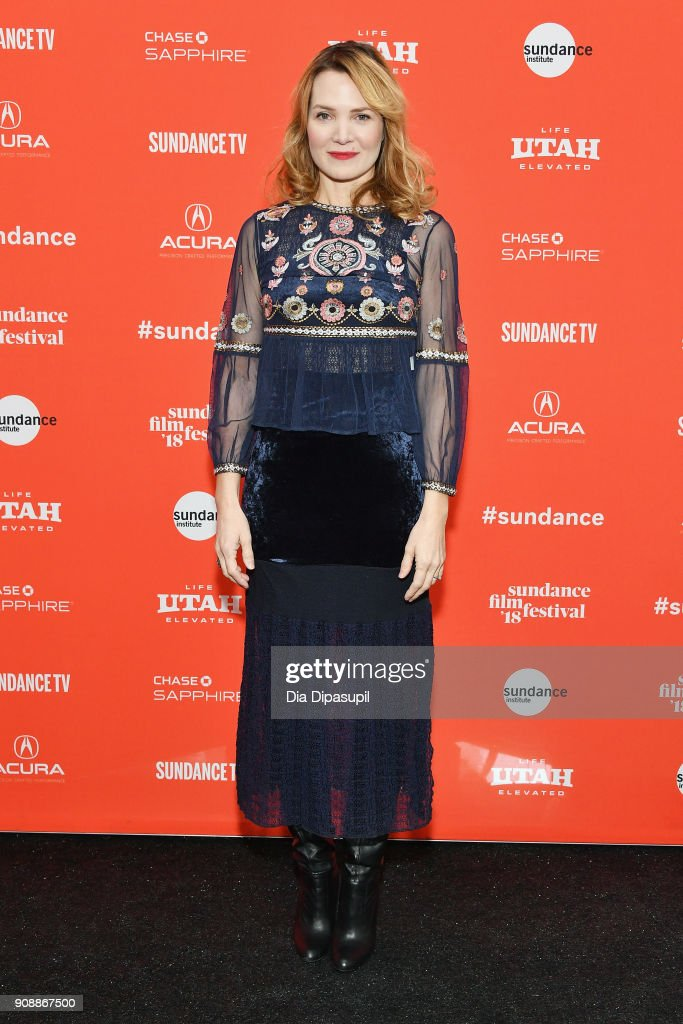 "2018 Sundance Film Festival - ""Hal"" Premiere"