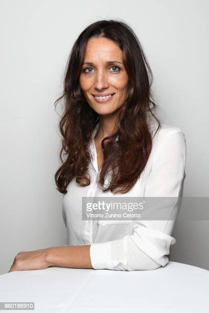Director Ana Asensio attends a FilmMaker Afternoon Tea at the 61st BFI London Film Festival on October 11 2017 in London England