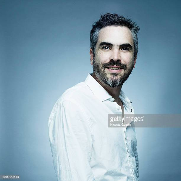 Director and actor Alfonso Cuaron is photographed for Self Assignment on May 23 2007 in Cannes France