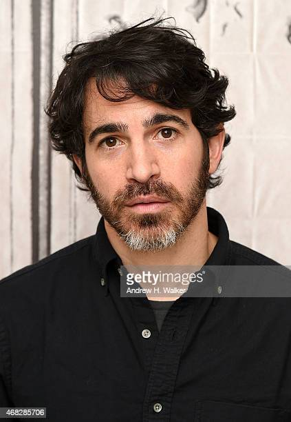 Director and actor Chris Messina attends the AOL BUILD Speaker Series Chris Messina discusses his film 'Alex of Venice' at AOL Studios In New York on...