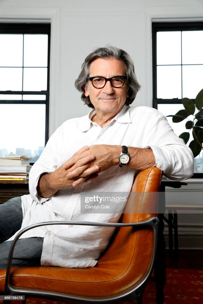 Director and actor Griffin Dunne of 'Joan Didion: The Center Will Not Hold,' is photographed for Los Angeles Times on September 13, 2017 in Los Angeles, California. PUBLISHED IMAGE.