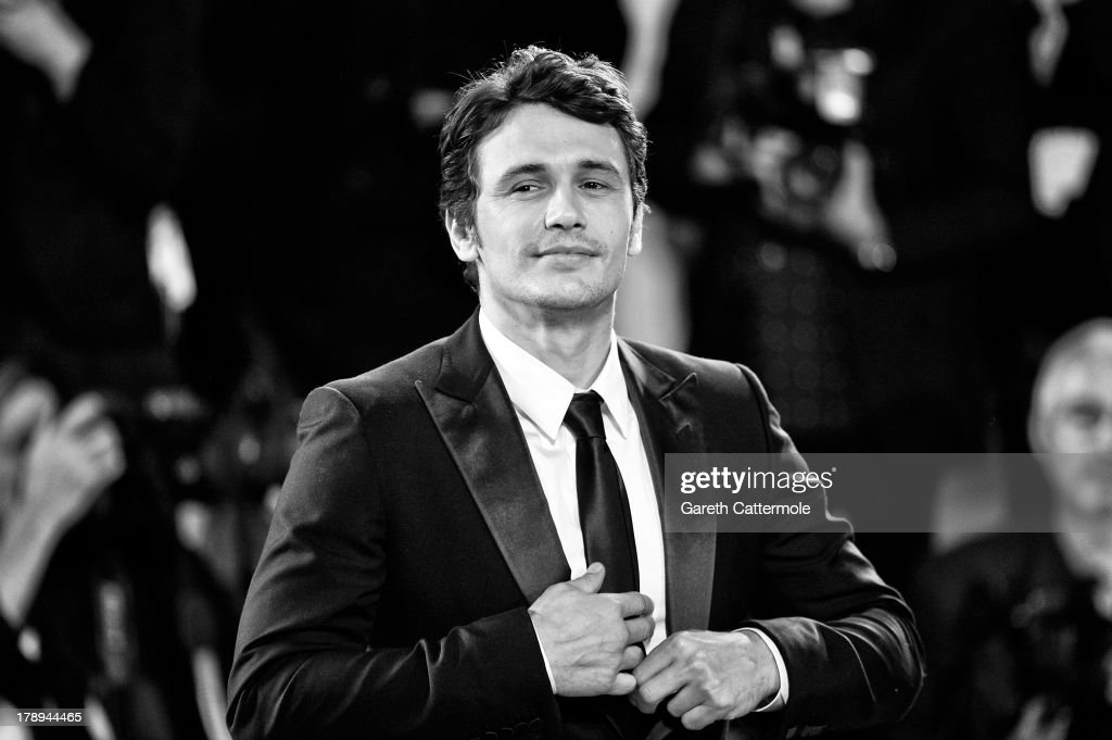 Director and actor James Franco attends 'Child of God' Premiere during the 70th Venice International Film Festival at Sala Grande on August 31, 2013 in Venice, Italy.