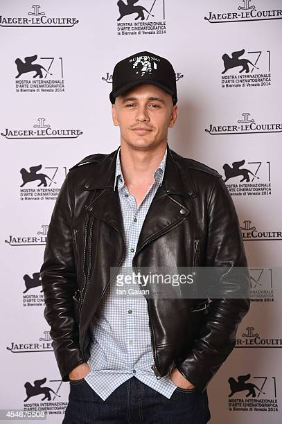 Director and actor James Franco of 'The Sound and the Fury' poses for a portrait for JaegerLeCoultre in their festival lounge before the JLC Glory To...
