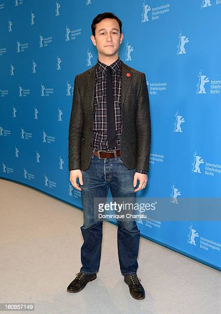 Director and actor Joseph Gordon Levitt attends 'Don Jon's Addiction' Photocall during the 63rd Berlinale International Film Festival at the Grand...