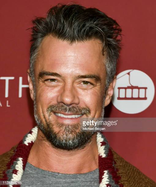Director and actor Josh Duhamel arrives at the premiere of Buddy Games at the 2nd Annual Mammoth Film Festival on February 10 2019 in Mammoth...