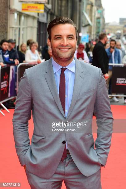 Director and actor Michael Rubenstone attends the world premiere for 'England is mine' and closing event of the 71st Edinburgh International Film...