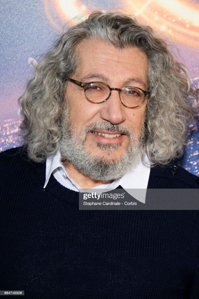 """""""Santa & Cie"""" Paris Premiere At Pathe Beaugrenelle"""