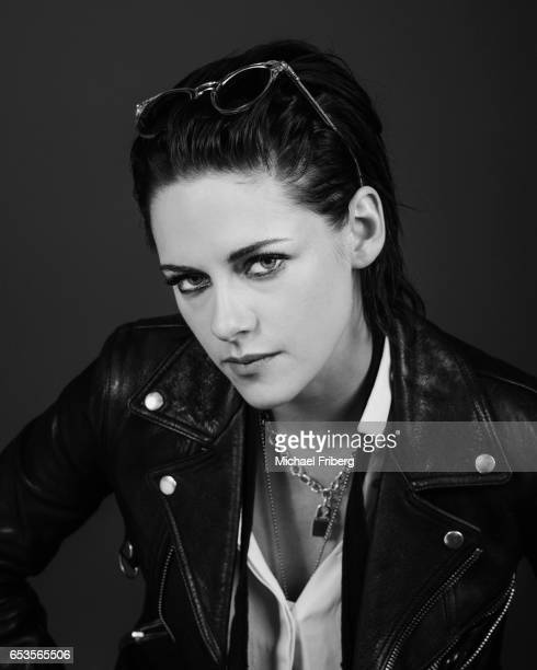 Director and actress Kristen Stewart from the film 'Come Swim' poses for a portrait at the Sundance Film Festival for Variety on January 21 2017 in...