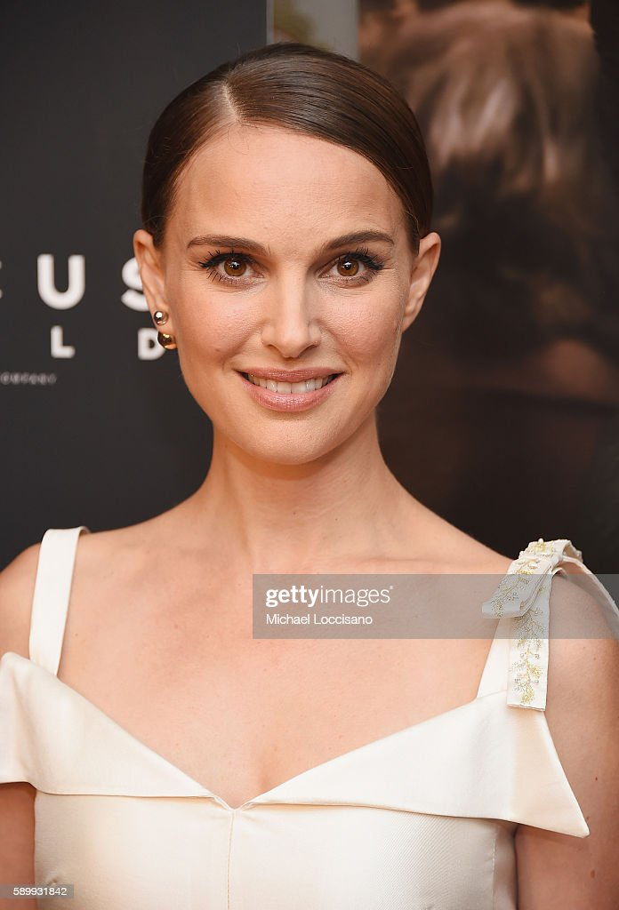 """""""A Tale Of Love & Darkness"""" New York Premiere - Arrivals"""