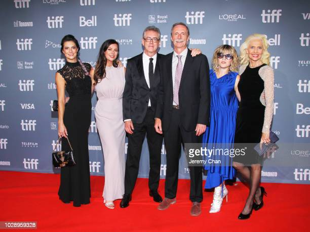 Director and CEO of TIFF Piers Handling and guests attend the 2018 TIFF Tribute Gala honoring Piers Handling and celebrating women in film at...