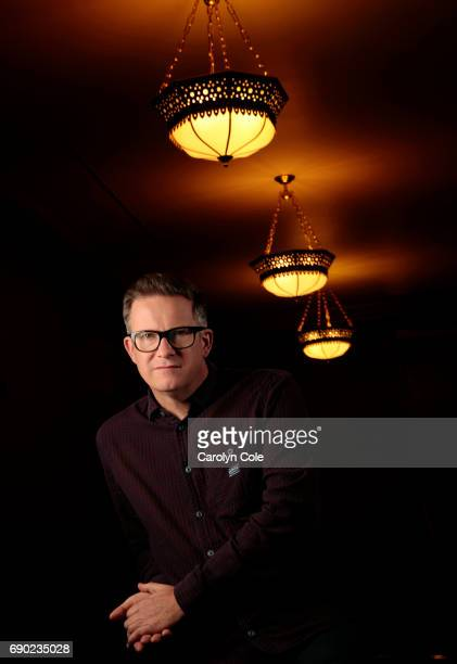 Director and choreographer Matthew Bourne is photographed for Los Angeles Times on October 24 2016 in New York City PUBLISHED IMAGE CREDIT MUST READ...