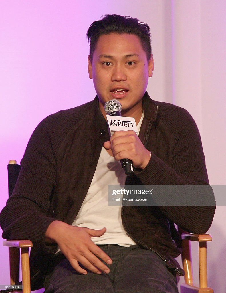 Director and Creator of DS2S10 on YouTube Jon M. Chu speaks onstage at Variety's Spring 2013 Entertainment and Technology Summit Co-Produced with Digital Hollywood at Ritz Carlton Marina Del Rey on April 29, 2013 in Marina del Rey, California.