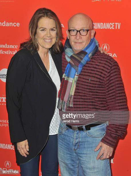 Director and Executive Producer Marina Zenovich and Producer Alex Gibney attends the 'Robin Williams Come Inside My Mind' Premiere during the 2018...