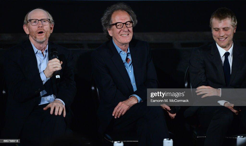 "National Geographic's Premiere Screening Of ""Genius"" In London - Screening"