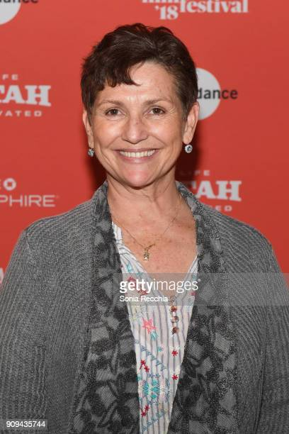 Director and film subject Maria Giese attends the 'Half The Picture' Premiere during the 2018 Sundance Film Festival at Prospector Square Theatre on...