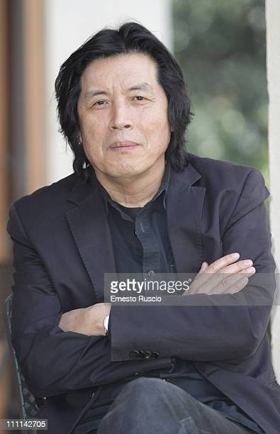 Director and former South Korea Minister of Culture Lee Changdong attends 'Poetry' screening on March 30 2011 in Rome Italy