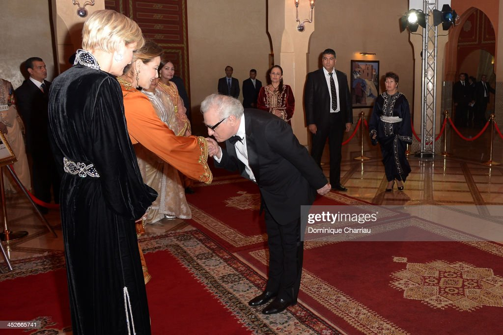 Royal Gala Dinner At 13th Marrakech International Film Festival
