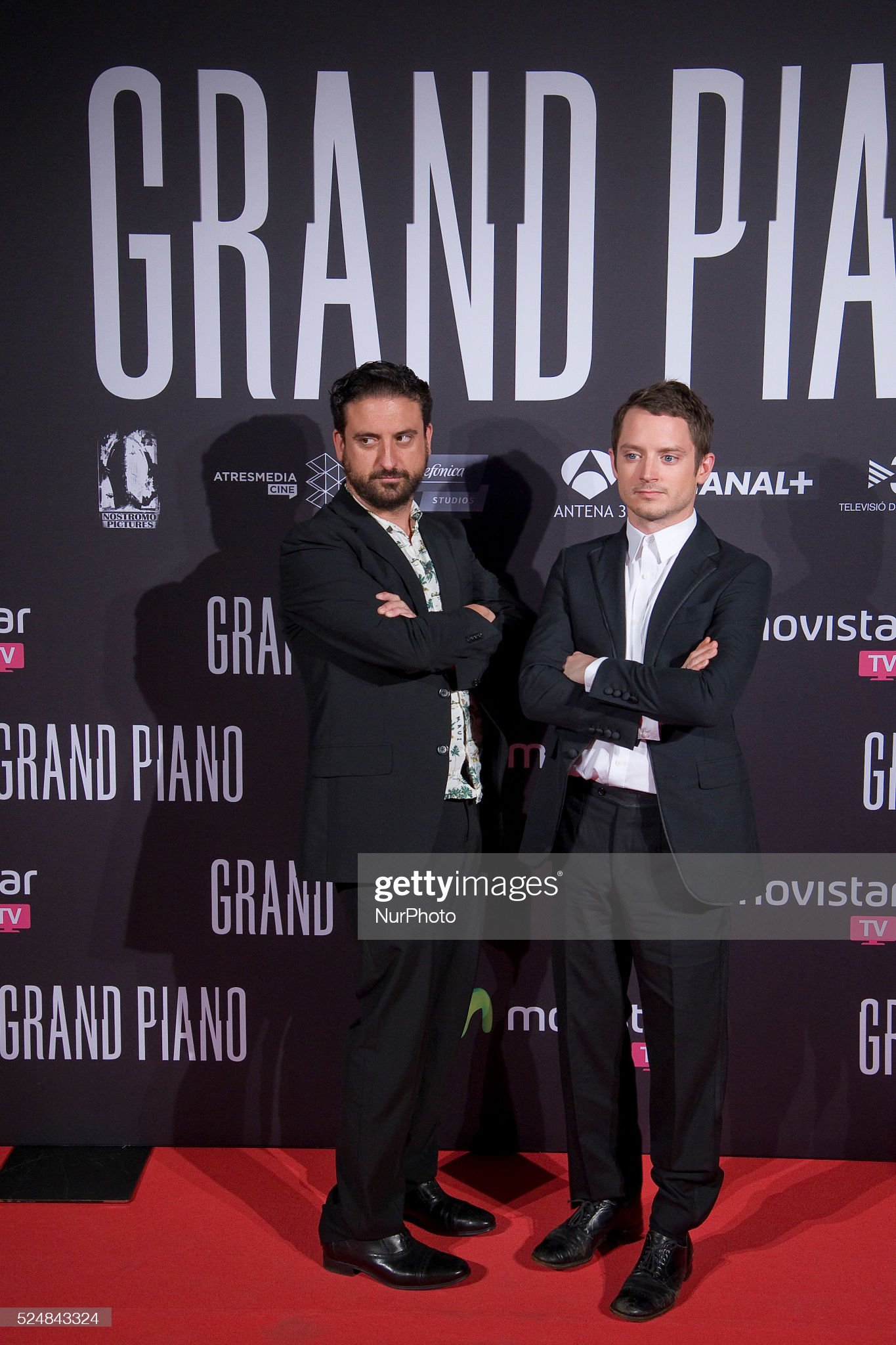¿Cuánto mide Eugenio Mira? - Altura Director-and-lead-actor-elijah-wood-madrid-visit-to-attend-the-of-picture-id524843324?s=2048x2048