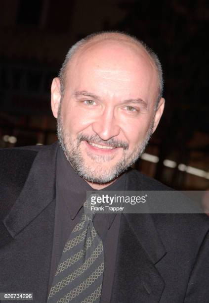Director and producer Frank Darabont arrives at the premiere of The Majestic Darabont's credits include director and screenwriter credits for The...