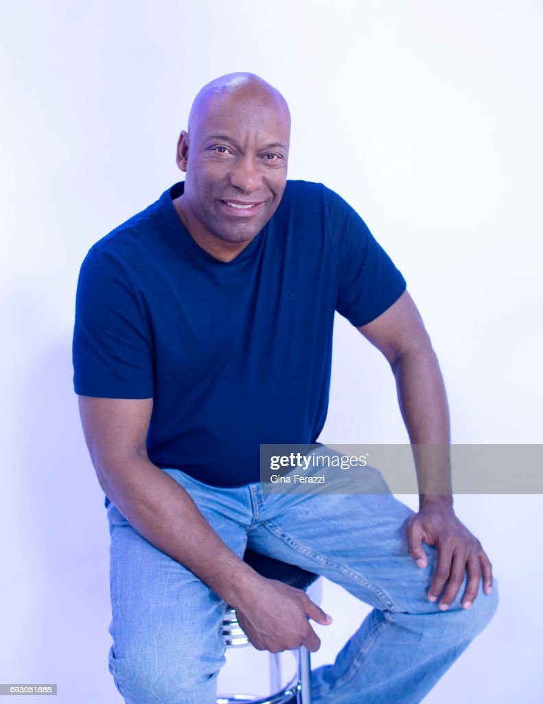 Director and producer John Singleton is photographed for Los Angeles Times on March 30, 2017 in Los Angeles, California. PUBLISHED IMAGE.