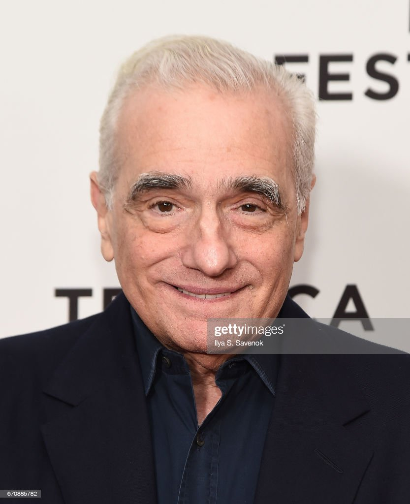 Director and producer Martin Scorsese attends the screening of 'Abundant Acreage Available' during the 2017 Tribeca Film Festival at Cinepolis Chelsea on April 20, 2017 in New York City.
