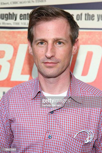 Director and producer Spike Jonze attends the premiere of 'Tabloid' at the IFC Center on July 11 2011 in New York City