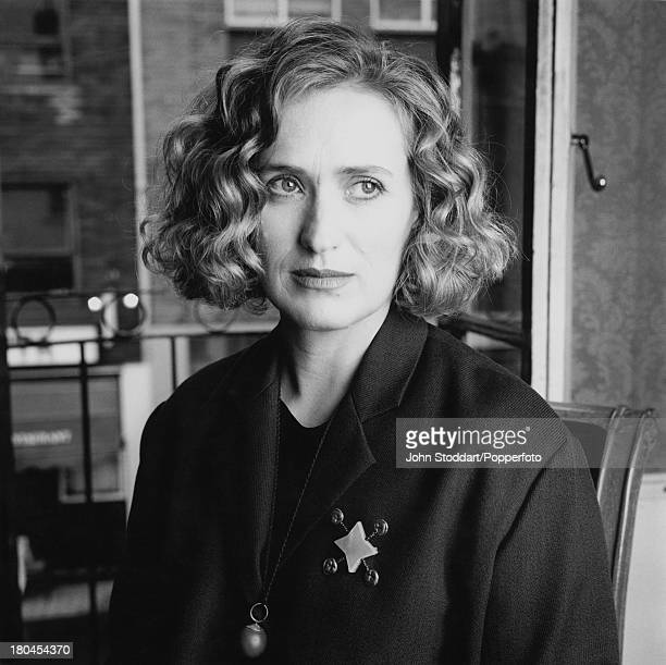 Director and screenwriter Jane Campion 1993