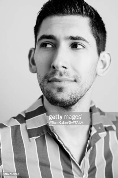 Director and screenwriter Max Landis from Netflix's 'Bright' poses for a portrait BBC America BAFTA Los Angeles TV Tea Party 2017 at the The Beverly...