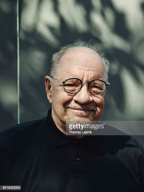 Director and screenwriter Paul Schrader is photographed for Self Assignment on August 31 2017 in Venice Italy