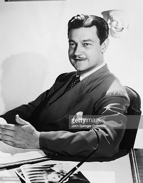 Director and Screenwriter Preston Sturges