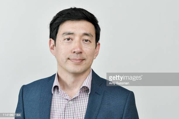Director and writer Dean Yamada from 'Anjing ' is photographed at the Los Angeles Asian Pacific Film Festival on May 3 2019 in Los Angeles California