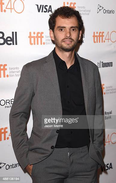 Director and writer Jonas Cuaron attends the Desierto premiere during the 2015 Toronto International Film Festival at The Elgin on September 13 2015...