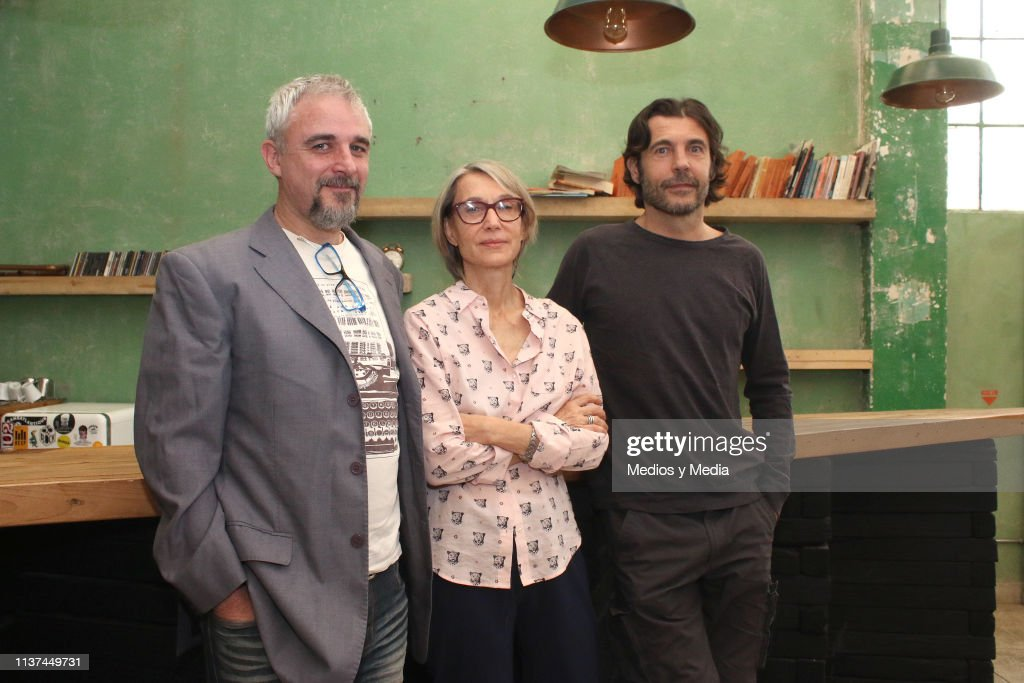MEX: Winners Of Cannes Film Festival Press Conference