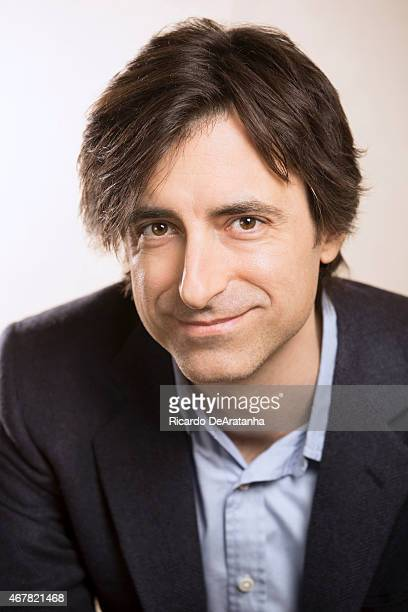 LOS ANGELES CA MARCH 05 2015 Director and writer of 'While We're Young' Noah Baumbach is photographed for Los Angeles Times on March 5 2015 in...